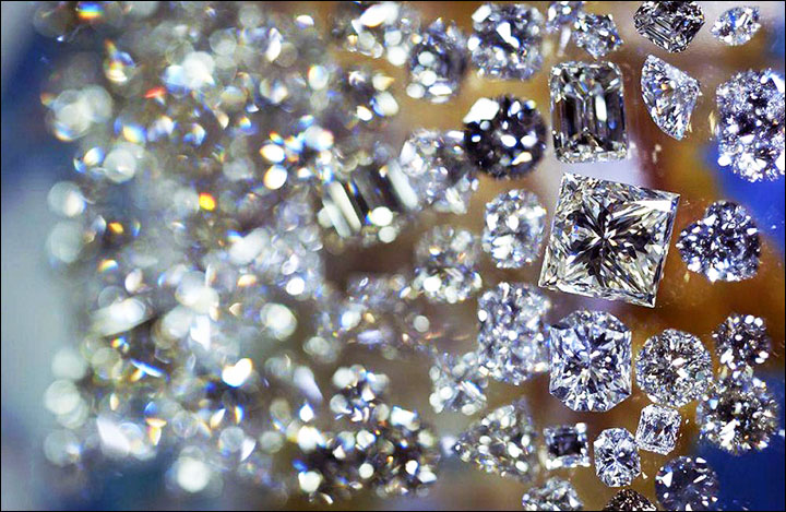 Sparkling Far East of Russia - Indian KGK to invest $50 million into a diamond-cutting factory near Vladivostok q