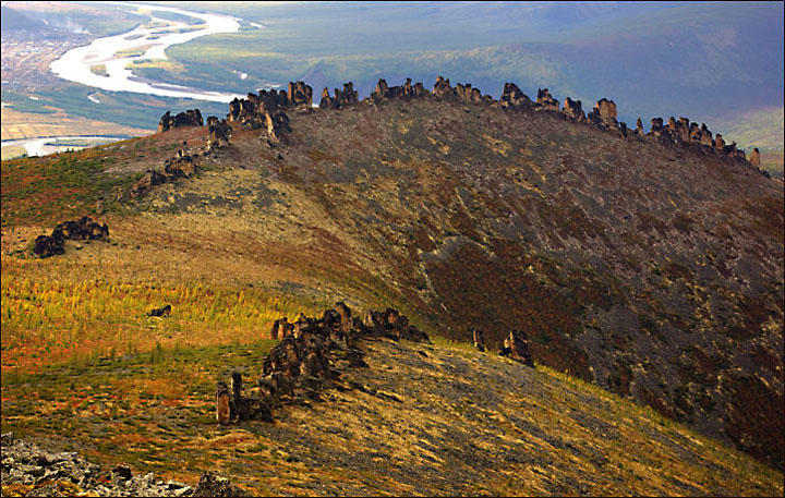Yakutia, mountain climbing, rest in Yakutia, holiday in Yakutia
