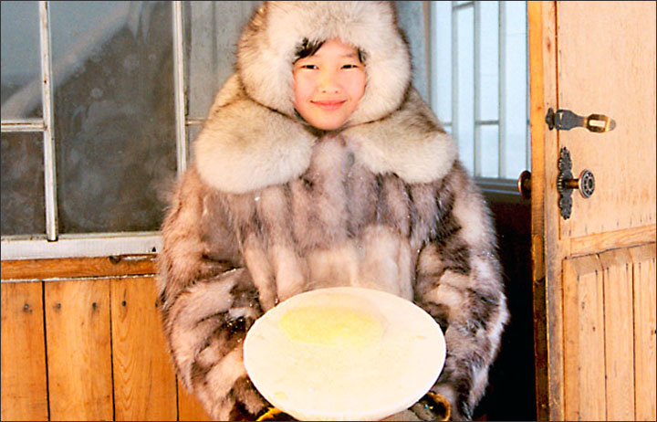 Yakutia, Oymyakon, The Pole of Cold, record low temperatures
