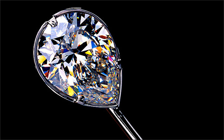 diamonds, treasures of Yakutia