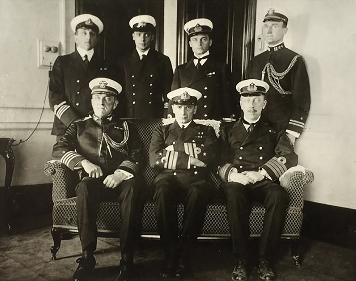 Admiral Kolchak's archive has returned to Russia 100 years after his execution
