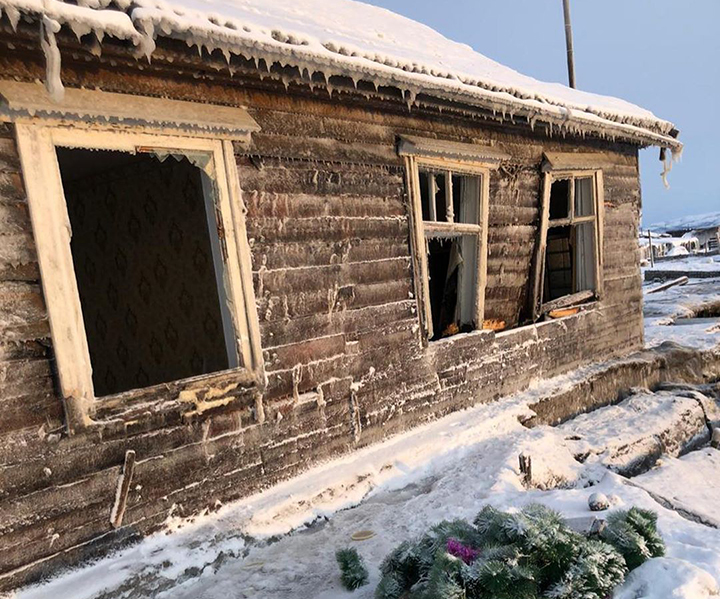 State of emergency after a surge wave smashes windows, floods houses in Khabarovsk region